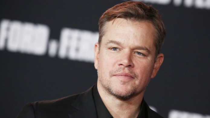 Matt Damon Reveals His Oldest Daughter