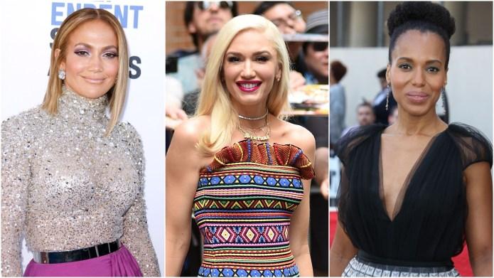 See How Jennifer Lopez, Gwen Stefani,