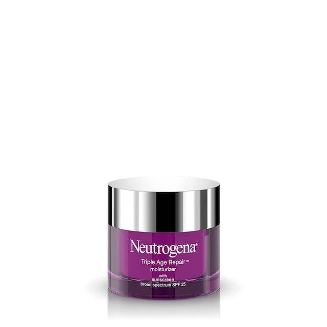 Neutrogena best anti aging anti acne moisturizer on Amazon
