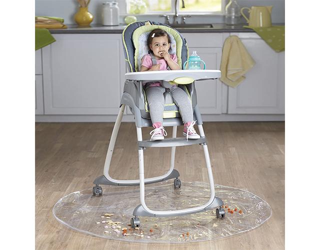 Nuby floor mat best high chair mat on Amazon