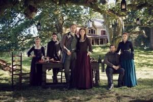 Outlander Season 5 Key Art and Marketing Shoot - Sep 17-21 2019