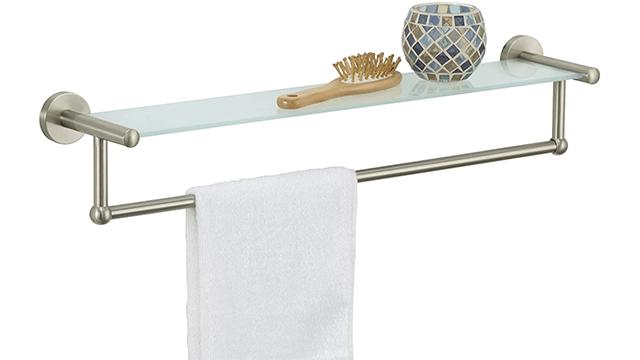 Organize it all best towel bar on Amazon