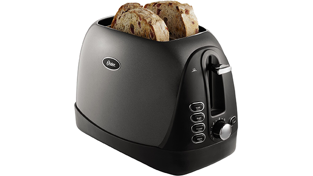 Oster electric toaster on Amazon