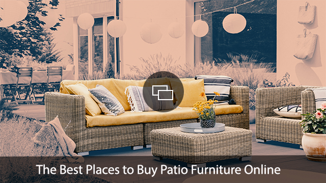 patio furniture online