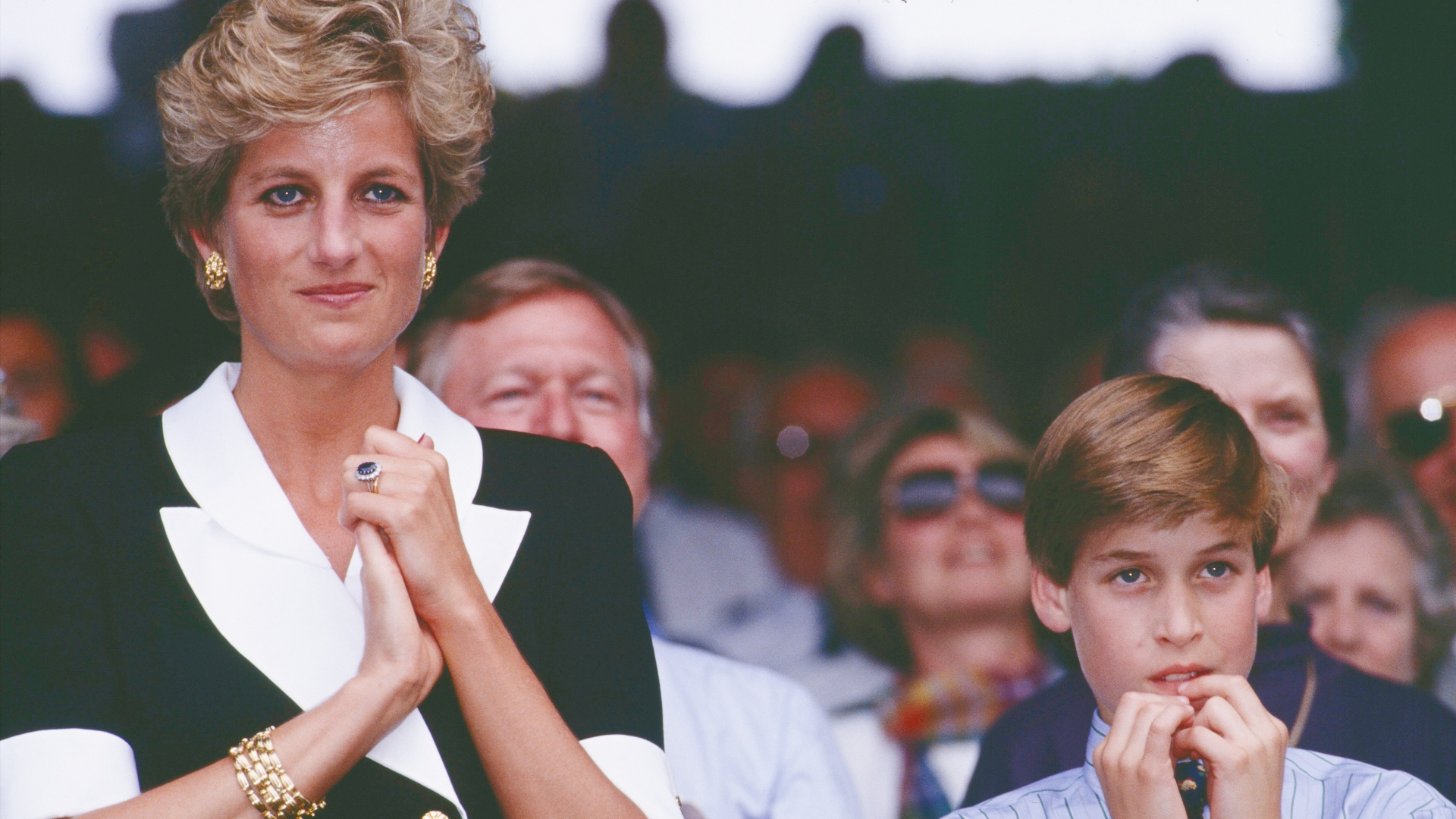 Prince William Opens Up About Losing His Mother, Princess Diana
