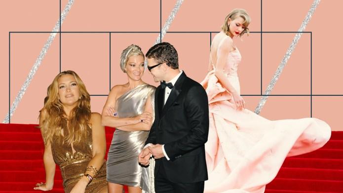 Kate Hudson, Justin Timberlake, Kate Moss,