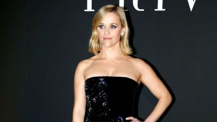Reese Witherspoon in the front rowGiorgio