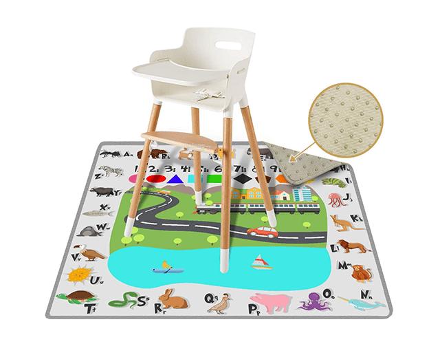 Reigndrop best high chair mat on Amazon