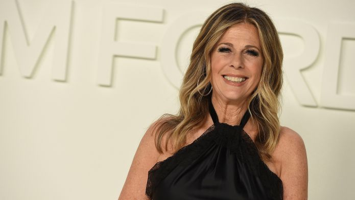 Rita Wilson attends the Tom Ford