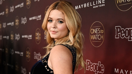 Pretty Little Liars Star Sasha Pieterse