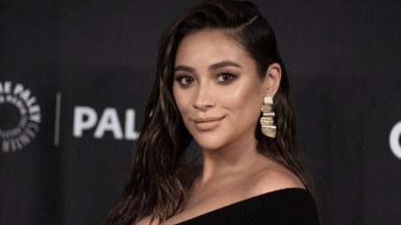 "Shay Mitchell attends Hulu's ""Dollface"" screening"