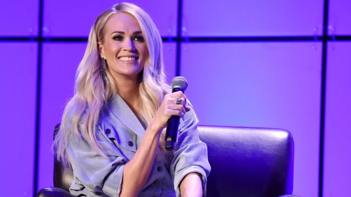 Carrie Underwood and Mike Fisher Talk