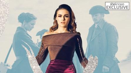 Outlander's Sophie Skelton