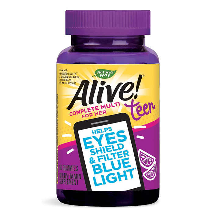 Alive! Teen Multivitamin for Her