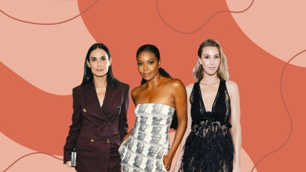 Demi Moore, Gabrielle Union, Whitney Port