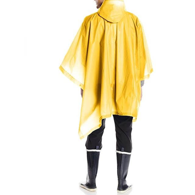 Raines by totes Adult Unisex Rain Poncho
