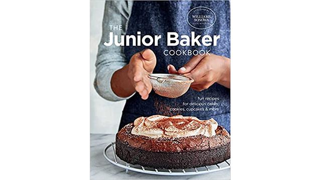 Junior Baker best baking cookbooks for teens on Amazon