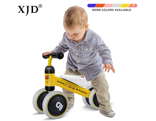 XJF best balance bike for 2 year old on Amazon