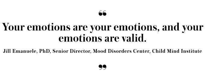 Quote: your emotions are your emotions