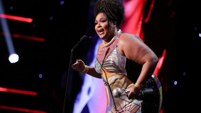 Lizzo51st Annual NAACP Image Awards, Inside,