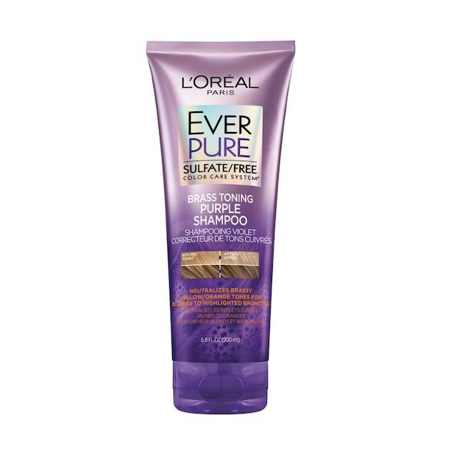 L'Oréal Paris EverPure Toning Purple Shampoo