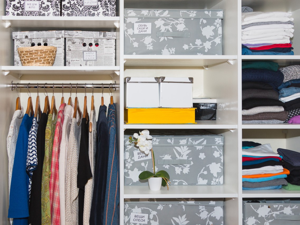 The Best Closet Storage Organizers That You Can Buy On Amazon Sheknows