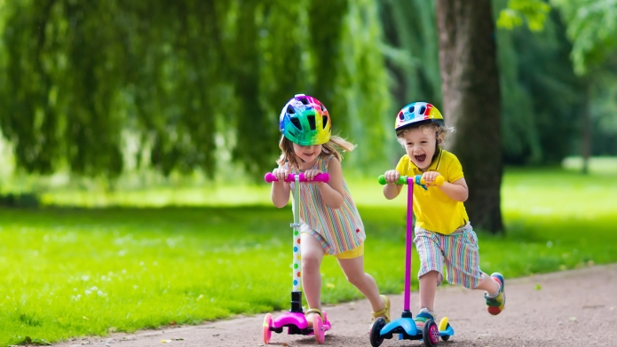 best electric scooters kids & teens
