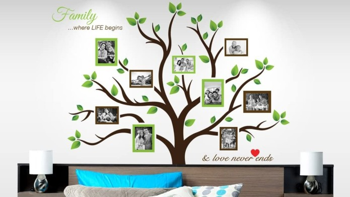 Best Family Tree Picture Frames on