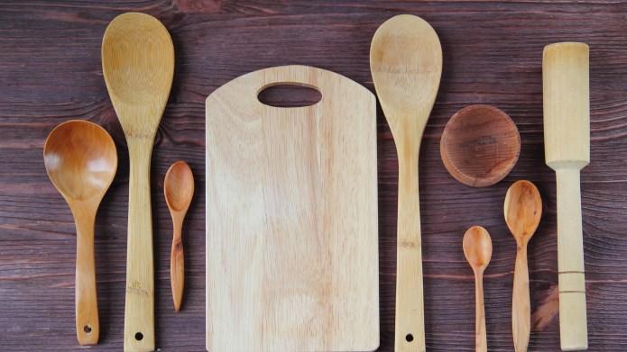 best wooden cooking utensils amazon