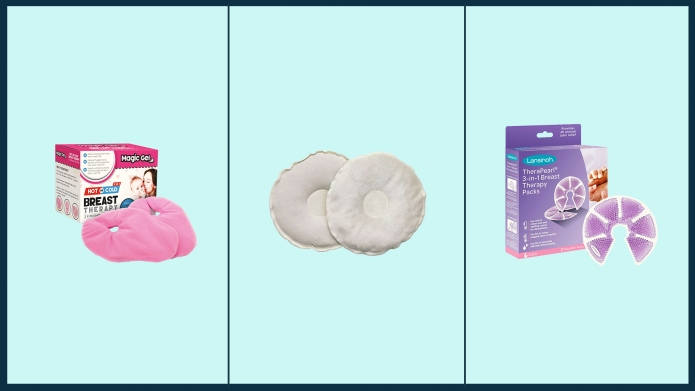 Best Breast Therapy Packs on Amazon
