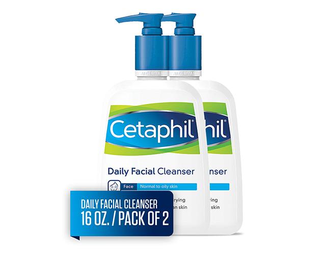 cetaphil best face cleansers amazon