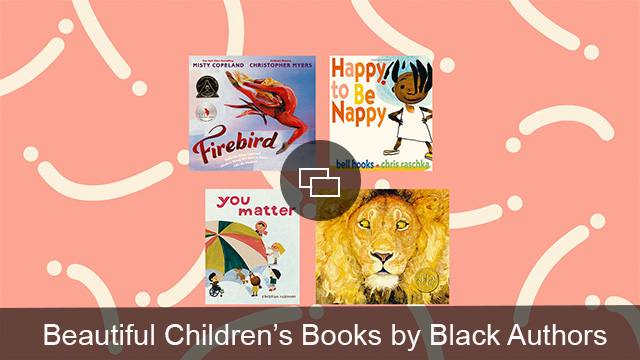 Childrens books black authors