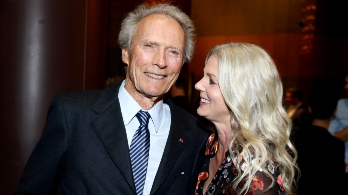Clint Eastwood, Christina Sandera