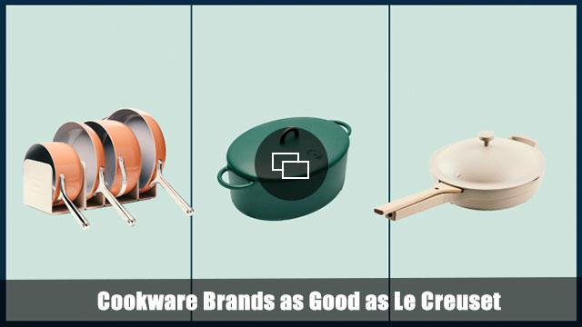Cookware brands Le Creuset