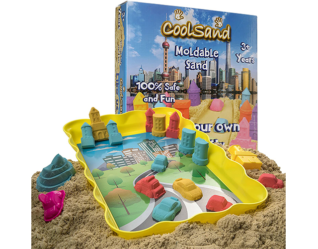 cool sand kinetic sand kit amazon