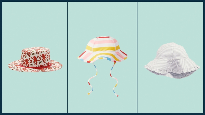 best sun hats for babies and