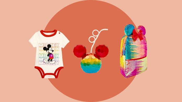 disney pride rainbow collection