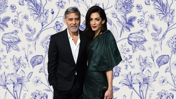 Less be George és Amal Clooney új, provence-i villájába, ahol barátságos konyha vár