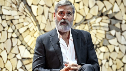 George Clooney Calls Racism America's 400-Year-Old