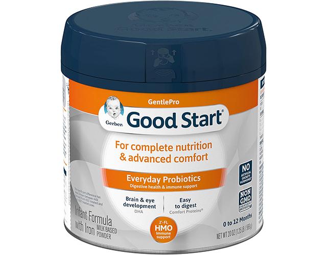 gerber good start baby formula