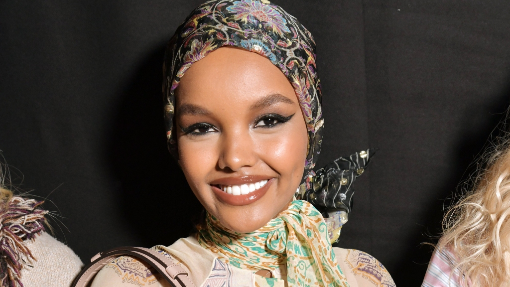 We're Loving These Face Masks Halima Aden Has Designed for People Who Wear Hijabs