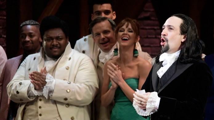 Disney+'s 'Hamilton' Trailer Is Finally Here,