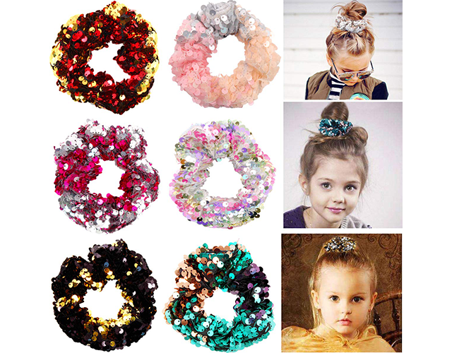 joyoyo best kids scrunchies amazon