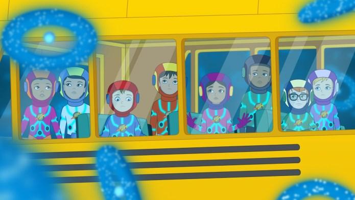 'The Magic School Bus'