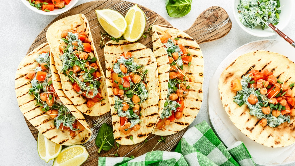14 Meatless Taco Recipes We Guarantee Your Kids Will Love