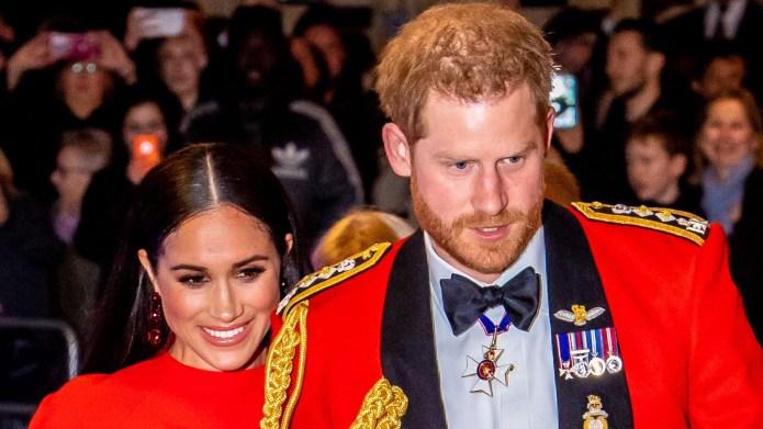 This Prince Harry & Meghan Markle