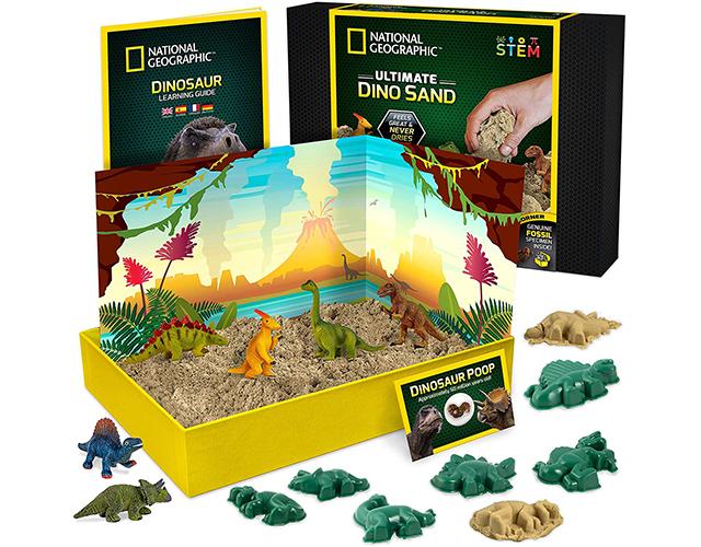 national geographic kinetic sand kits amazon