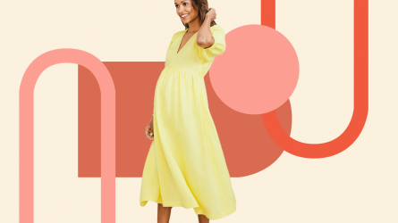 chic maternity clothes pregnant woman
