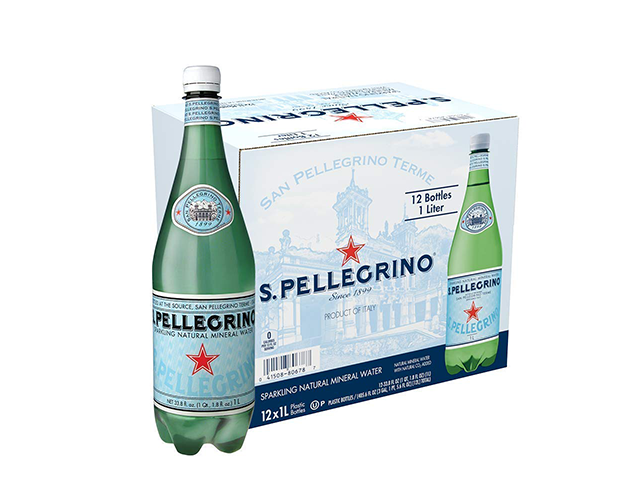 San Pellegrino best sparkling waters amazon