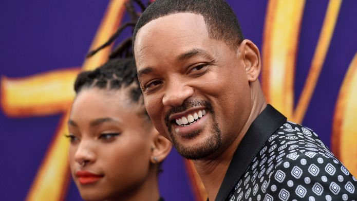 Will Smith, Willow Smith. Will Smith,